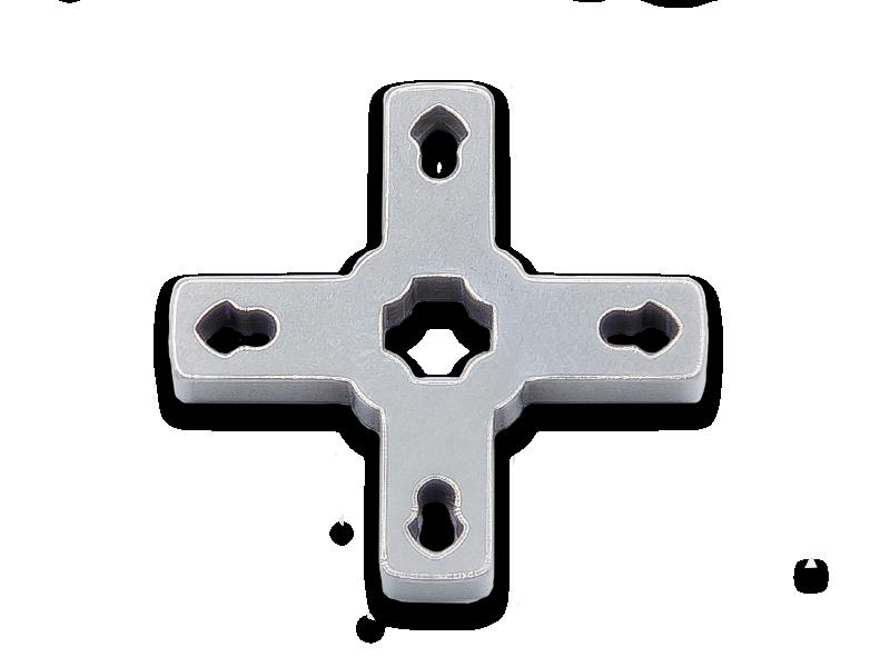 Croix de connexion Vibratoire